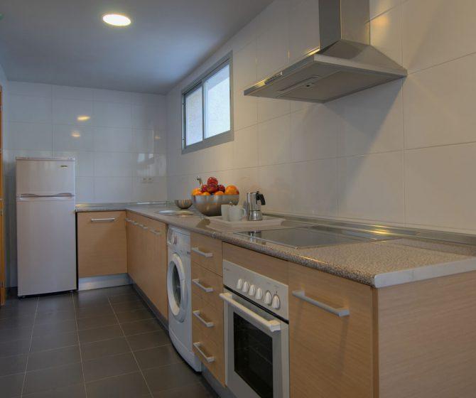 Calalucia (126  apartamentos turísticos en la Cala de Mijas)