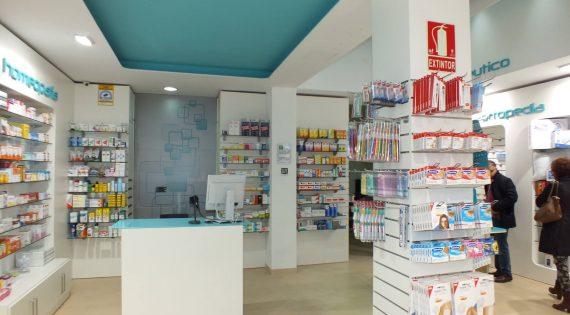 Farmacia en San Pedro de Alcántara