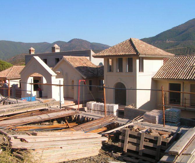 Villa en urbanización privada Zagaleta